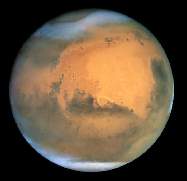 Los seis voluntarios viajarán a Marte en el 2030.