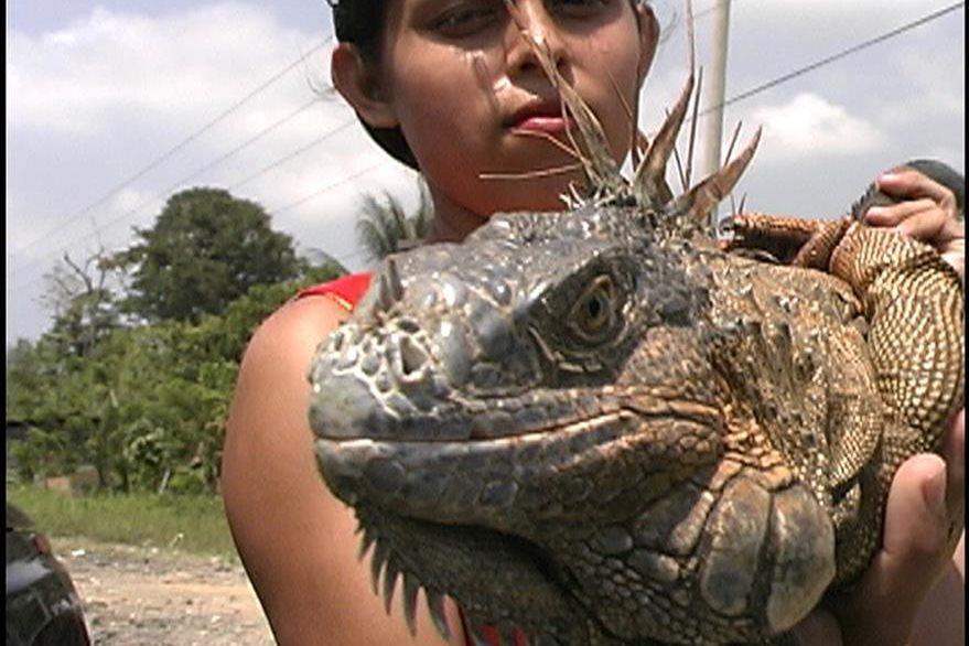 Parte de la película Paradox, grabada en Guatemala y Honduras (Foto Prensa Libre: Cortesía Leandro Katz).