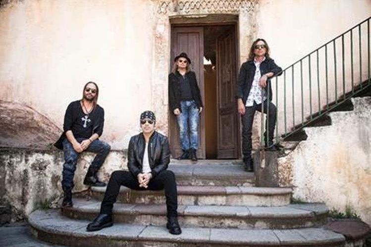 La banda mexicana Maná promociona el videoclip del tema Ironía. (Foto Prensa Libre: Warner Music)