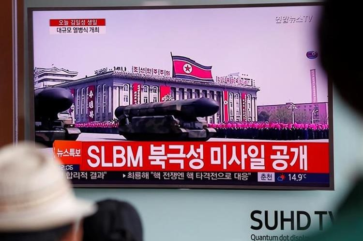 Pence advierte sobre amenaza de Corea del Norte