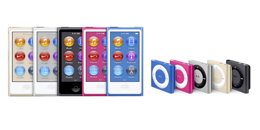 Los dispositivos se hicieron populares por la posibilidad de almacenar miles de canciones (Foto Prensa Libre: 9to5Mac).