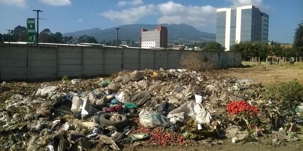 Aumento de basureros ilegales en Xela causa preocupación