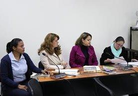 Abogada de la municipalidad se unirá a proceso de investigación contra Barrientos Pellecer. (Foto Prensa Libre: María José Longo)