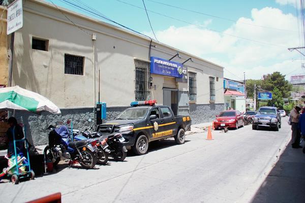 La PNC investiga muerte de un reo en Huehuetenango. (Foto Prensa Libre: )