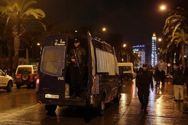 Túnez permanece en estado de Emergencia. (Foto Prensa Libre: EFE).