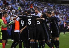 El Real Madrid volvió a conquista una Liga Española.