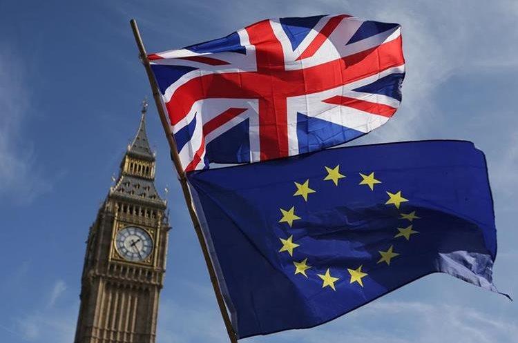 """El """"brexit"""" es un momento """"histórico"""" y un """"punto sin retorno"""" para el Reino Unido. (Foto Prensa Libre: AFP)"""