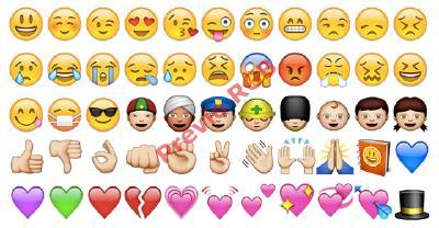 Festejan a esos pequeños signos que usamos para ser más exactos con nuestras emociones en las redes.