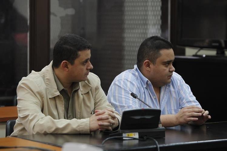 Hermanos aceptaron su culpabilidad para obtener una condena reducida. (Foto Prensa Libre: Paulo Raquec)