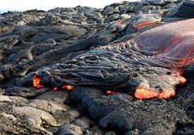 Volcán Kilauea ofrece peculiar espectáculo.