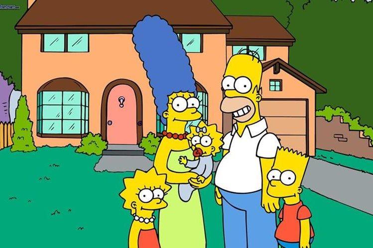 El domingo, Los Simpson estrenó su temporada número 27 en Estados Unidos. (Foto Prensa Libre: Hemeroteca PL)