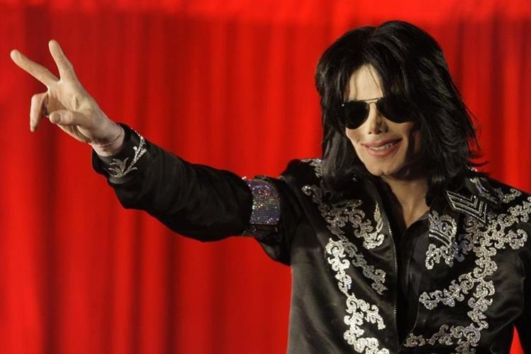 El cantante pop Michael Jackson falleció el 25 de junio del 2009. (Foto Prensa Libre: AP)