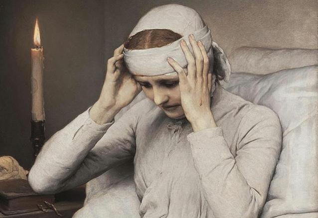 Beata Catalina Emerick, vidente de la Pasión de Cristo. (Foto: Internet)