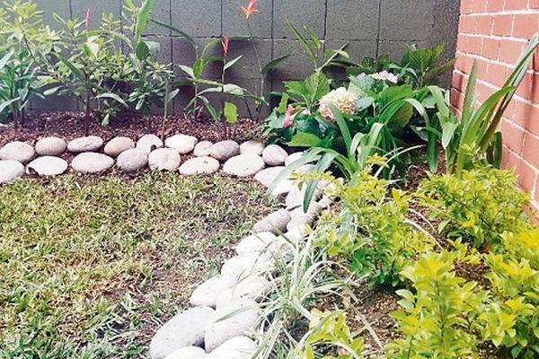 Dise os atractivos para jardines peque os for Diseno de jardines rectangulares