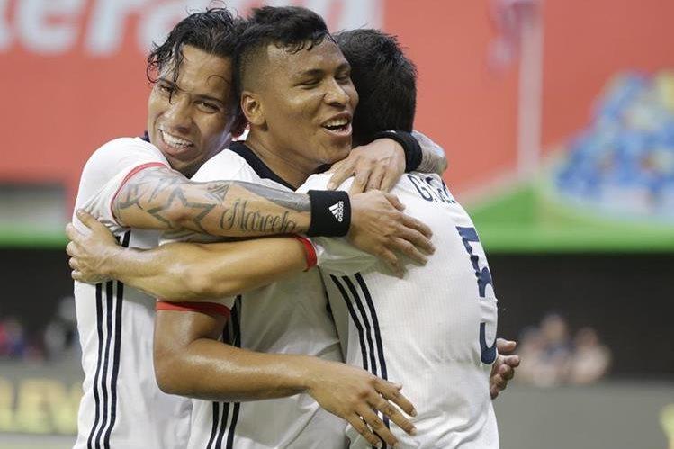 Colombia sueña con ganar la Copa América Centenario en Estados Unidos. (Foto Prensa Libre: AP)