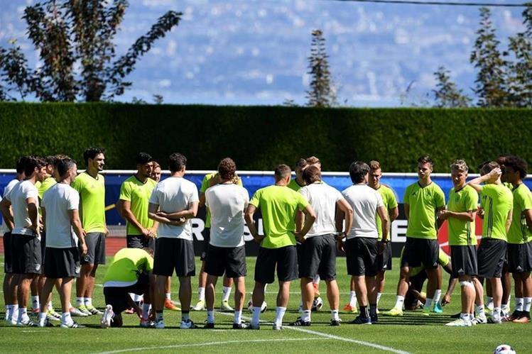El Bayern Múnich cuenta con varios seleccionados nacionales en Alemania. (Foto Prensa Libre: AFP)