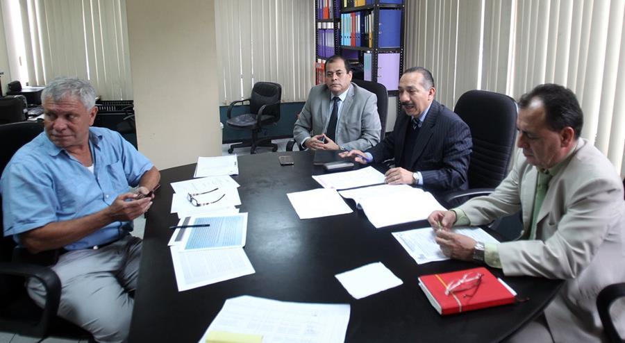 El Órgano Disciplinario resolvió sin lugar el recurso de Malacateco. (Foto Prensa Libre: Edwin Fajardo).