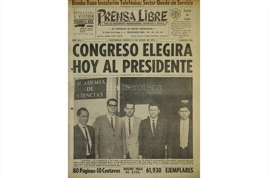 Congreso anuncia sesión solemne para ratificar al nuevo presidente del país. (Foto: Hemeroteca PL)