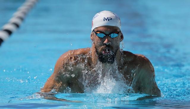 Phelps es el máximo medallista de los Juegos Olímpicos (Foto Prensa Libre: AP)