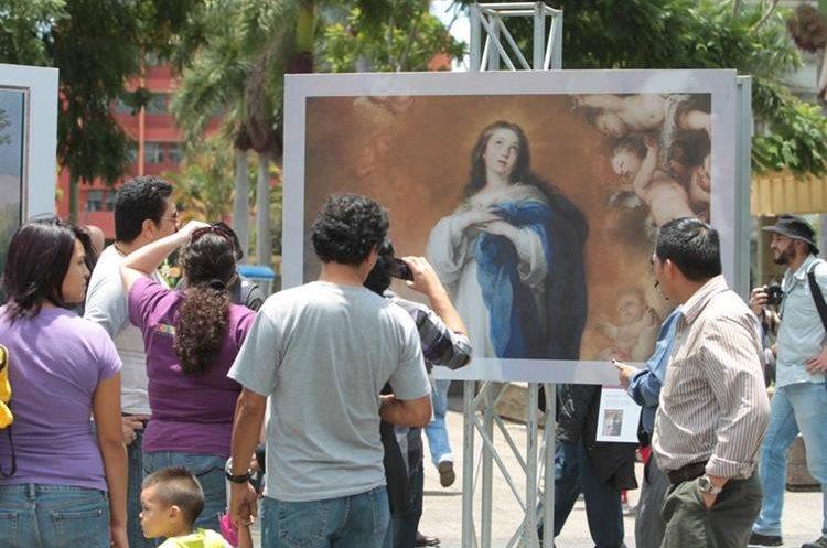 Obras del museo del prado se exhiben en fotograf as en el for Calle prado camacho 8
