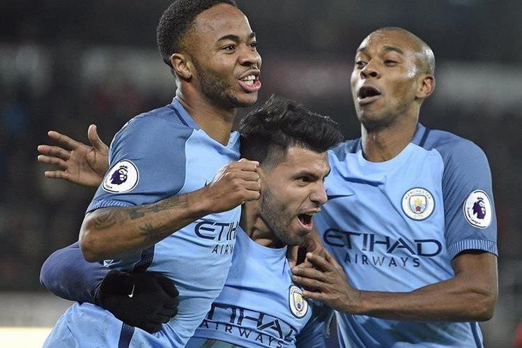 Según la Federación Inglesa de Futbol, el Mánchester City no ha respetado los reglamentos antidopajes. (Foto Prensa Libre: AFP).