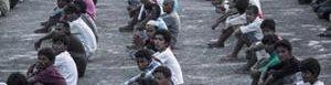 Birmania rescata migrantes.
