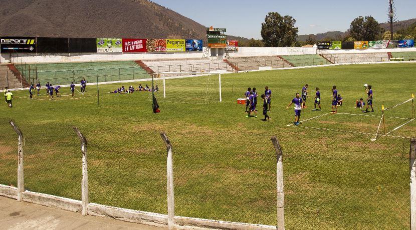 Los coloniales cerraron ayer su preparación, en el estadio Pensativo, para enfrentar hoy a Mictlán, que llega con la misma necesidad de sumar unidades en el Clausura 2017. (Foto Prensa Libre: Norvin Mendoza)