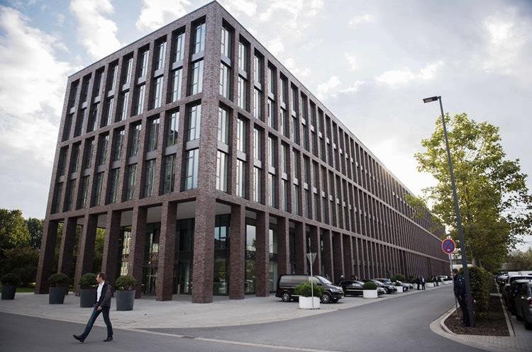 Cuartel general de la Volkswagen en Alemania. (PL-AFP)