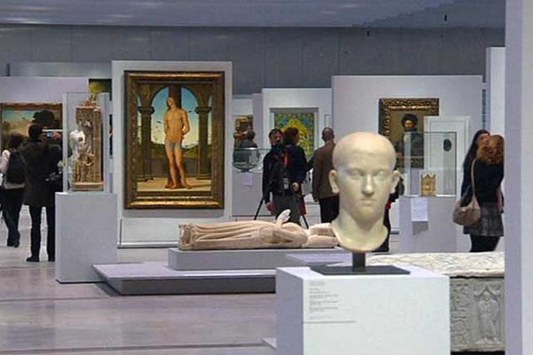 <p>Museo del Louvre de lens</p>