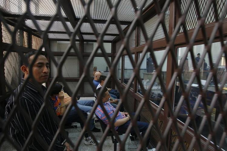 La iniciativa presentada por la CSJ pretende reducir la mora judicial y la sobrepoblación en las cárceles. (Foto Prensa Libre: Hemeroteca PL)