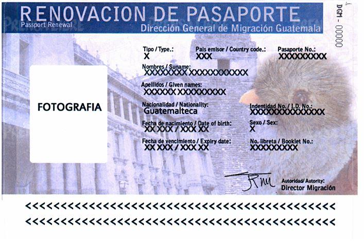 La decisión de ampliar el método de stickers en pasaportes busca optimizar recursos, dice migración. (Foto: Hemeroteca PL)
