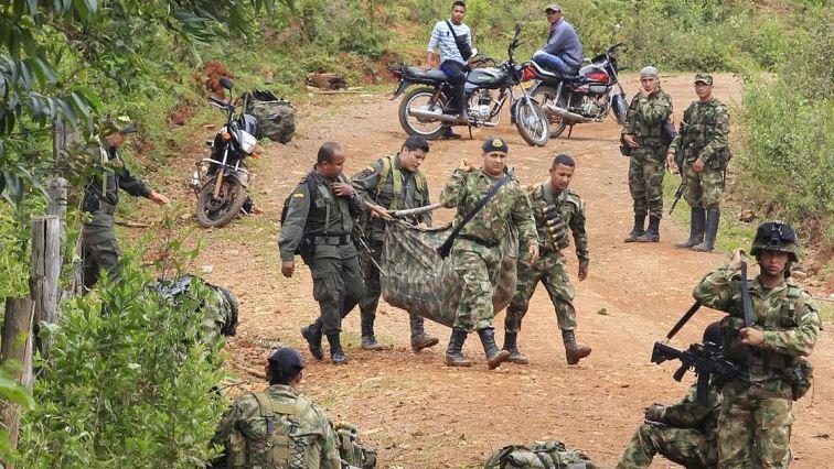 Foto referencial. Los soldados murieron en un operativo militar del Ejército. (Foto: Infobae).