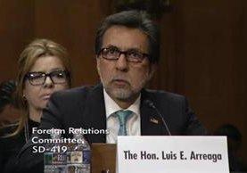 Luis Arreaga, el nuevo embajador de Estados Unidos, llegará el martes a Guatemala. (Foto Prensa Libre: Embajada de Estados Unidos)
