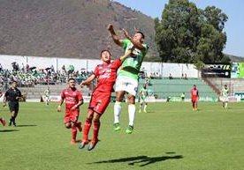 Antigua GFC se consagró como líder de la clasificación del Apertura 2017
