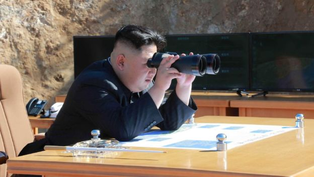 Bajo ataque, Kim Jong Un no tendría razones para no utilizar sus armas nucleares, creen los expertos. GETTY IMAGES