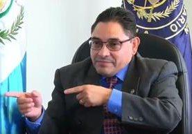 Nicolás García fue nombrado director del Sistema Penitenciario el 21 de julio del 2016. (Foto HemerotecaPL)