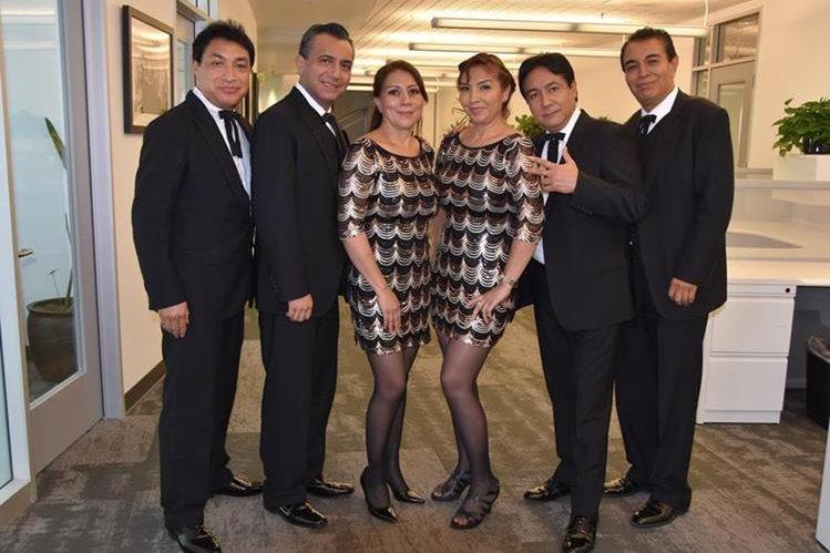 La agrupación mexicana promociona su reciente producción discográfica De Plaza en Plaza. (Foto Prensa Libre: EFE)