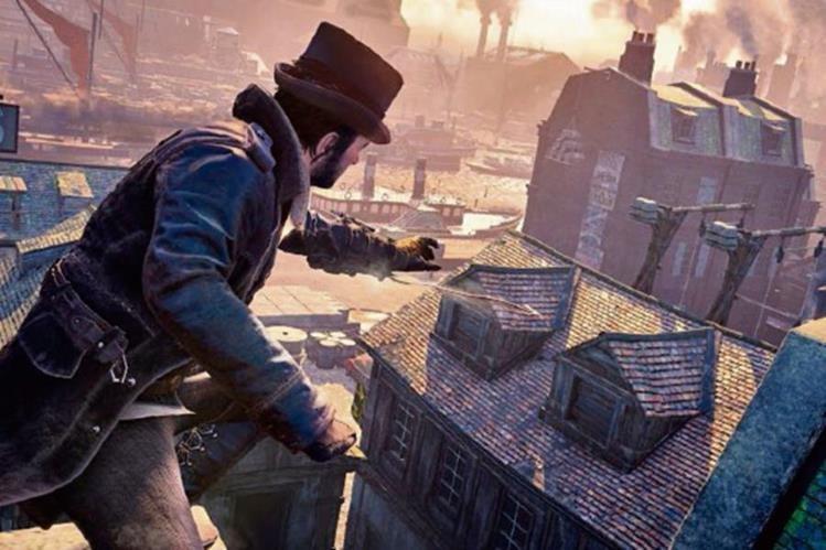 El juego se ambienta en la época victoriana, en Londres. (Foto Prensa Libre: Hemeroteca PL).