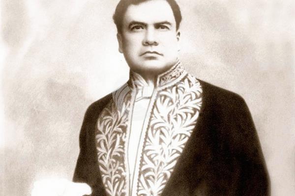 Rubén Darío, poeta nicaragüense (Foto Prensa Libre: Hemeroteca PL)