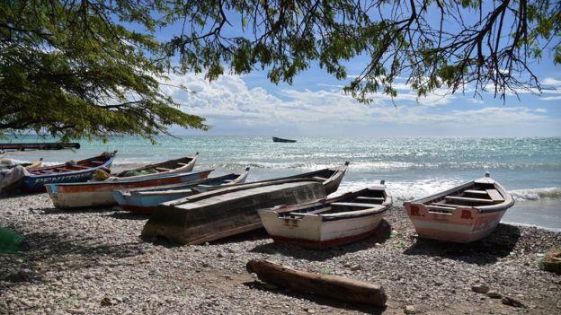 El grupo aborigen Tainos también dio origen al nombre Haití. (GETTY IMAGES)