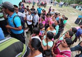 Guatemaltecos participaron en Petén por el diferendo con Belice