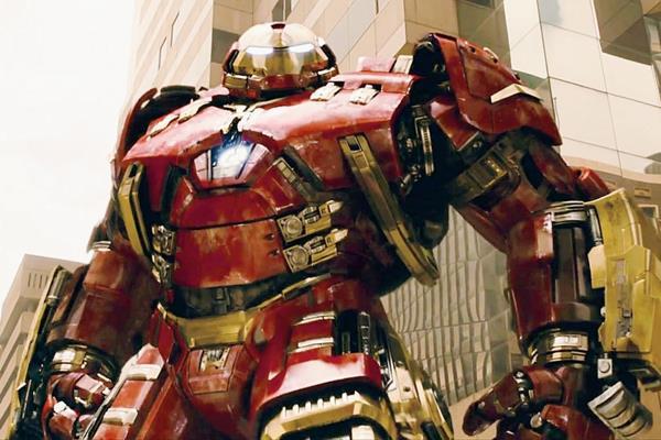 La película Avengers: Age of Ultron no logró superar en taquilla a la primera entrega de la saga. (Foto Prensa Libre Hemeroteca)