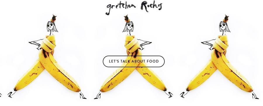 Las frutas y verduras se vuelven protagonistas en la nueva propuesta de moda de Gretchen Roerhs. (Foto Prensa Libre: Tomada de http://www.gretchenroehrs.com/ ).