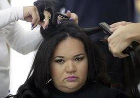 Miss Gordita, inusual concurso de belleza en Paraguay.