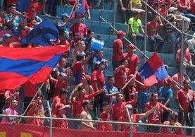El mejor ingreso se ha reportado en el estadio El Trébol. (Foto Prensa Libre: Jeniffer Gómez)