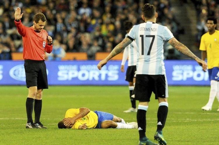Así fue el gol más rápido en la historia de Brasil