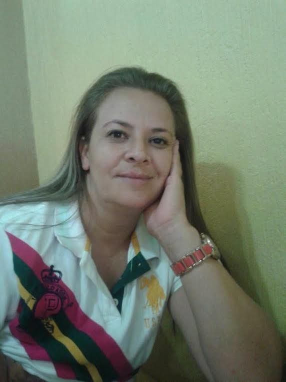 Irma Aracely Paz Hernández de 42 años, tenía 8 meses de gestación. (Foto Prensa Libre: Mario Morales)
