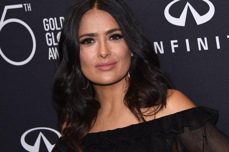 Harvey Weinstein dijo que las acusaciones de Salma Hayek son