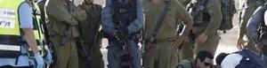 Palestino abatido luego de apuñalamiento.