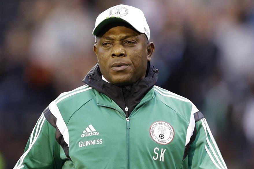 Keshi falleció a los 54 años a causa de problemas cardíacos. Es el único nigeriano en lograr la Copa de Naciones de Africa como jugador y como tecnico. (Foto Prensa Libre: AP)